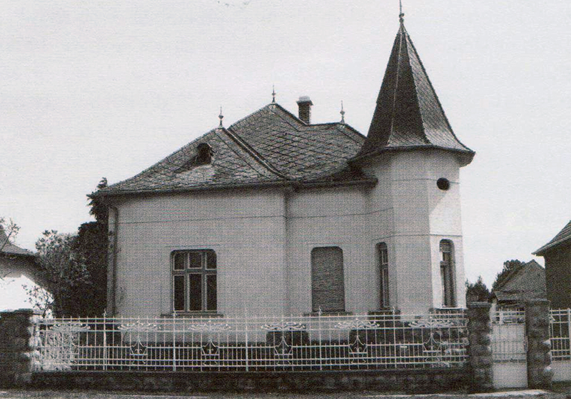 A gyűjtemény első otthona a Szent István úton