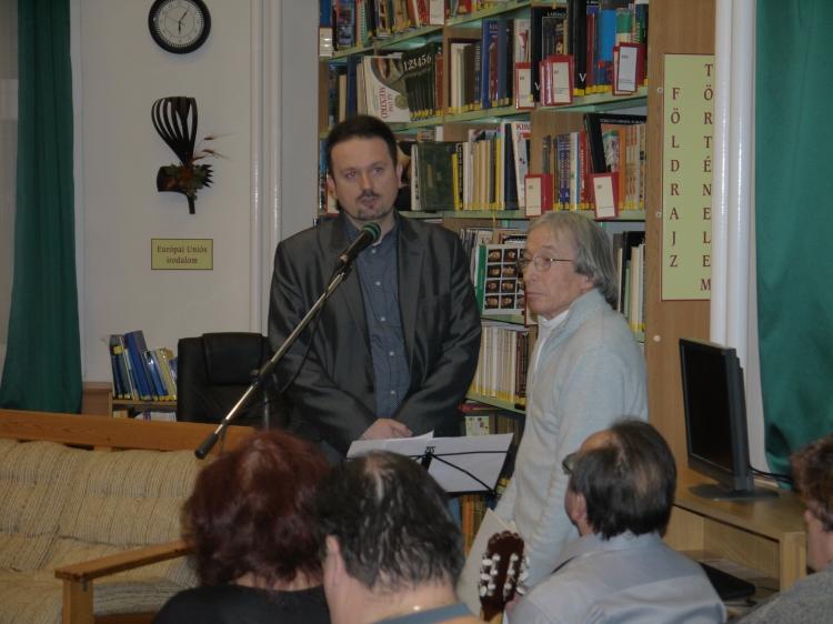 Magyar Kultúra Napja a Kölcsey könyvtárban